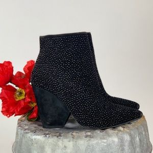 Jeffrey Campbell Vintage Studded Ankle Boot